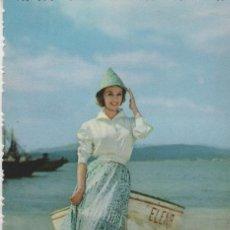 Postales: POSTALES POSTAL CHICA MODELO AÑOS 50. Lote 192645845