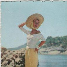 Postales: POSTALES POSTAL CHICA MODELO AÑOS 50. Lote 145256754