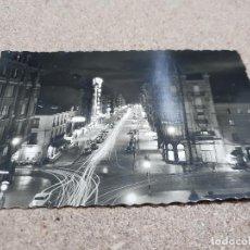 Cartes Postales: ANTIGUA POSTAL NOCTURNA DE LEON...AÑOS 70...... Lote 145736538
