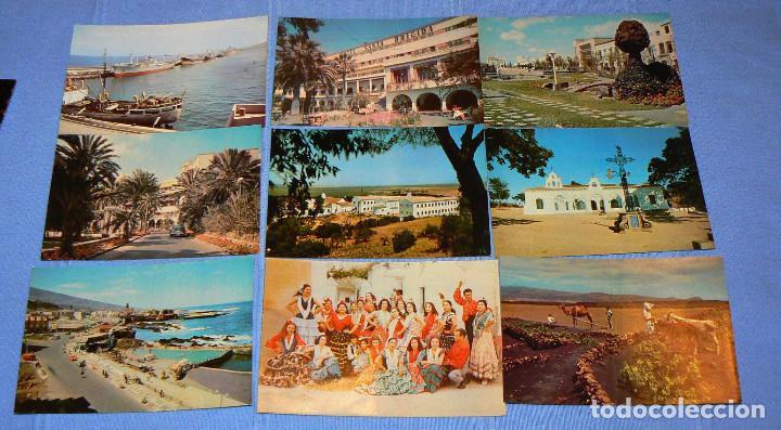 Postales: Lote 35 postales la mayoría de las Islas Canarias - Foto 2 - 146153834