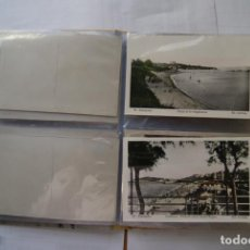 Postales: COLECCION DE 38 POSTALES DEL NORTE DE ESPAÑA LUGO, NAVIA, SANTANDER..... Lote 146275050