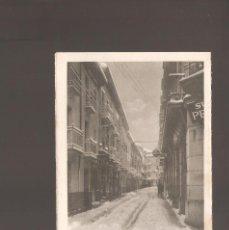 Postales: 1 POSTAL DE JACA CALLE ESCHEGARDI HUESCA . Lote 147004350