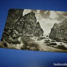 Postales: ESPECTACULAR POSTAL DE EL TORRENTE DE PAREYS (MALLORCA) J. HOMAR. Lote 147519618