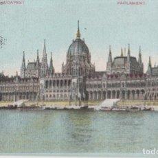 Postales: POSTALES POSTAL BUDAPEST MATA SELLOS AÑO 1914. Lote 147858538