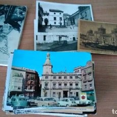 Postales: POSTALES ANTIGUAS CIUDADES ESPAÑA. Lote 148023442