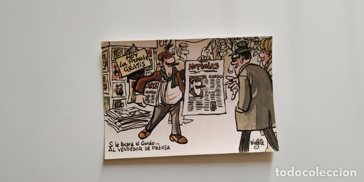 Postales: Tarjetas postales MINGOTE. Dibujos humorísticos - Foto 3 - 148516314