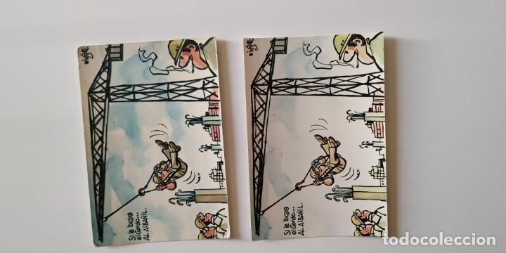 Postales: Tarjetas postales MINGOTE. Dibujos humorísticos - Foto 4 - 148516314