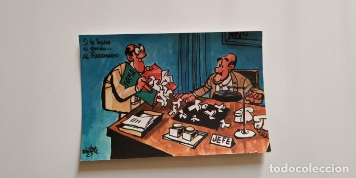 Postales: Tarjetas postales MINGOTE. Dibujos humorísticos - Foto 5 - 148516314