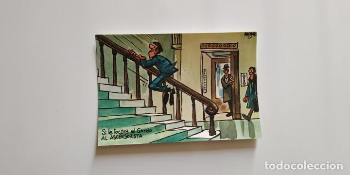 Postales: Tarjetas postales MINGOTE. Dibujos humorísticos - Foto 6 - 148516314