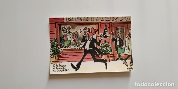 Postales: Tarjetas postales MINGOTE. Dibujos humorísticos - Foto 8 - 148516314