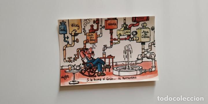 Postales: Tarjetas postales MINGOTE. Dibujos humorísticos - Foto 9 - 148516314