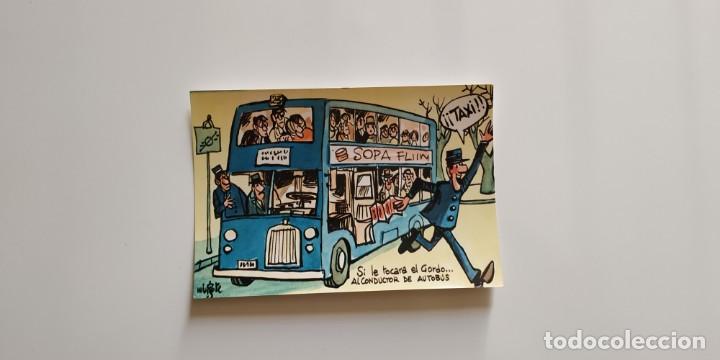 Postales: Tarjetas postales MINGOTE. Dibujos humorísticos - Foto 11 - 148516314