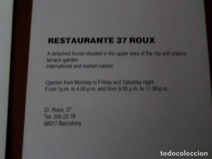 Postales: 6 POSTALES DE DISEÑO DE BARCELONA - Foto 12 - 150649314