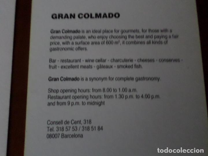 Postales: 6 POSTALES DE DISEÑO DE BARCELONA - Foto 14 - 150649314