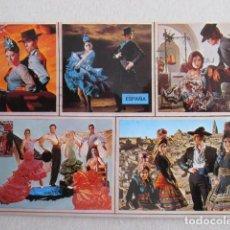 Postales: 6380 SPAIN ESPAÑA ESPAGNE FOLKLORE ESPAÑOL. Lote 151169462