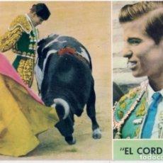 Postales: PÒSTAL Nº. 65-EL CORCOBÉS (FOTOS CARRETERO). Lote 151294590