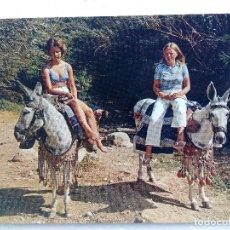 Postales: POSTAL BORRICOS TIPICOS - SIN ESCRIBIR - AÑO 1971 . Lote 151333714