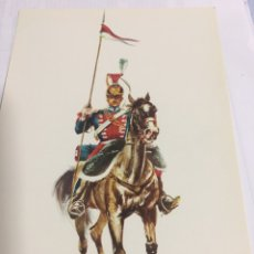 Postales: TARJETA POSTAL EJERCITÓ ESPAÑOL SERIE 1 N 8. Lote 152365750