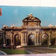 Postales: BJS.LINDA POSTAL PUERTA DE ALCALA - MADRID.ESCRITA.COMPLETA TU COLECCION.. Lote 155911670