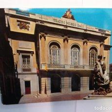 Postales: BJS.LINDA POSTAL TEATRO MUSEO DALI - GIRONA.ESCRITA.COMPLETA TU COLECCION.. Lote 155912242