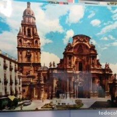 Postales: BJS.LINDA POSTAL CATEDRAL - MURCIA.CIRCULADA.COMPLETA TU COLECCION.. Lote 155916670