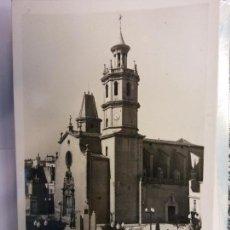 Postales: BJS.LINDA POSTAL IGLESIA PARROQUIAL - ARENYS DE MAR.SIN USAR.COMPLETA TU COLECCION.. Lote 155942874