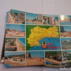 Cartes Postales: BJS.LINDA POSTAL COSTA DORADA - TARRAGONA.ESCRITA.COMPLETA TU COLECCION.. Lote 156154010