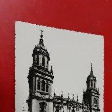 Postales: JAEN Nº 47 - FACHADA DE LA CATEDRAL - ED. ARRIBAS. Lote 156299522
