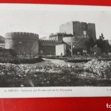 Postales: TARJETA POSTAL DE ALMERIA - TORREON DEL HOMENAJE. 13. L.ROISIN. Lote 156301170