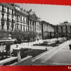 Postales: MURCIA , GLORIETA DE ESPAÑA GARRABELLA SIN CIRCULAR. Lote 156304010
