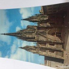 Postales: BARCELONA. LA CATEDRAL. 1963. Lote 158792002