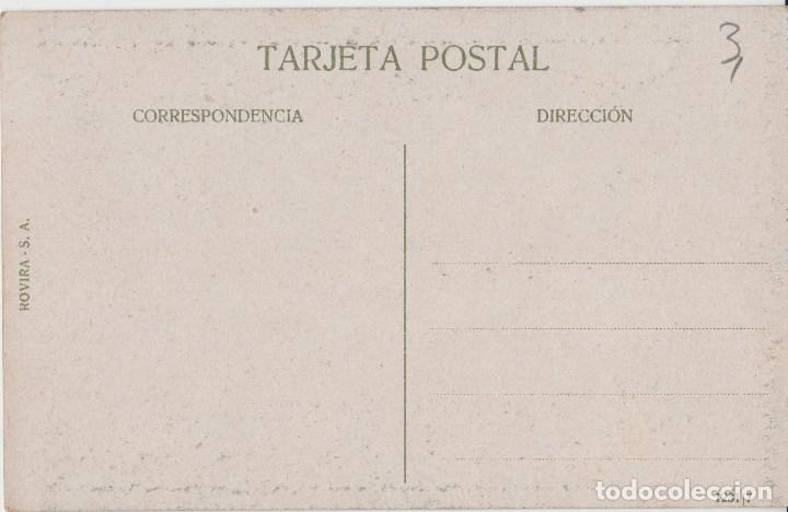 Postales: POSTALES POSTAL BARCELONA 1900 FUNICULAR - Foto 2 - 159144606