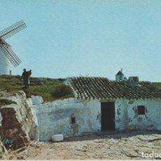 Postales: POSTALES POSTAL CAMPO DE CRIPTANA CIUDAD REAL AÑO 1970 MOLINOS. Lote 159214974