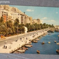 Postales: ANTIGUA POSTAL - ALICANTE. Lote 160234814