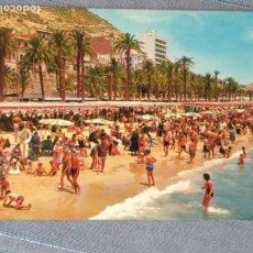 Postales: ANTIGUA POSTAL - PLAYA DE ALICANTE. Lote 160235046
