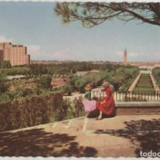 Postales: POSTALES POSTAL ZARAGOZA AÑOS 50. Lote 161465662