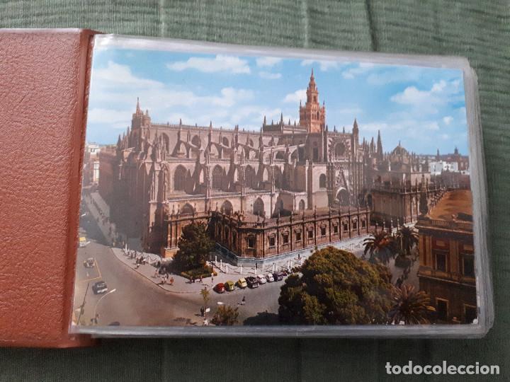 Postales: Album colección de 39 postales numeradas de Catedrales de España - Laboratorios Cheminova - 1971-72 - Foto 2 - 163107898