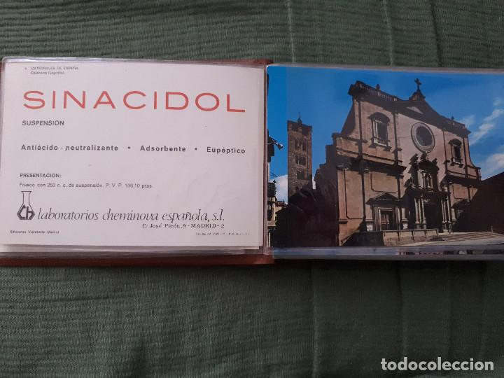 Postales: Album colección de 39 postales numeradas de Catedrales de España - Laboratorios Cheminova - 1971-72 - Foto 6 - 163107898