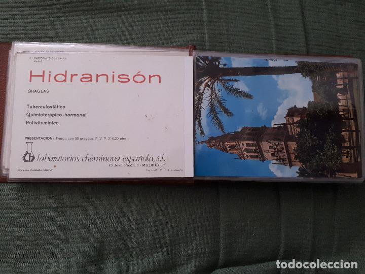 Postales: Album colección de 39 postales numeradas de Catedrales de España - Laboratorios Cheminova - 1971-72 - Foto 10 - 163107898