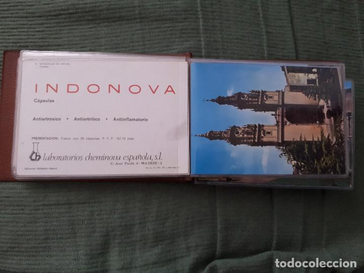 Postales: Album colección de 39 postales numeradas de Catedrales de España - Laboratorios Cheminova - 1971-72 - Foto 11 - 163107898