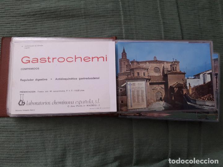 Postales: Album colección de 39 postales numeradas de Catedrales de España - Laboratorios Cheminova - 1971-72 - Foto 12 - 163107898