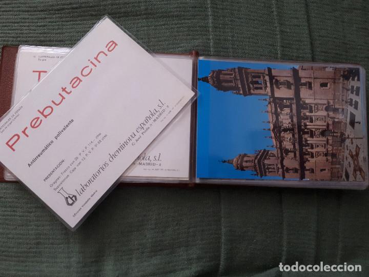 Postales: Album colección de 39 postales numeradas de Catedrales de España - Laboratorios Cheminova - 1971-72 - Foto 15 - 163107898