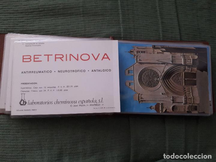 Postales: Album colección de 39 postales numeradas de Catedrales de España - Laboratorios Cheminova - 1971-72 - Foto 19 - 163107898