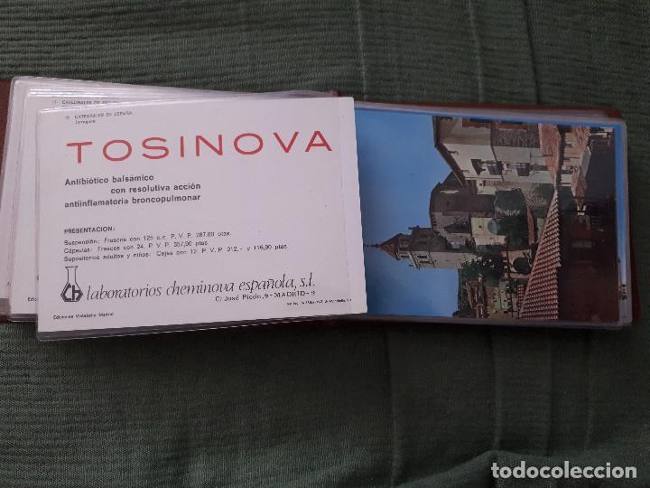 Postales: Album colección de 39 postales numeradas de Catedrales de España - Laboratorios Cheminova - 1971-72 - Foto 20 - 163107898