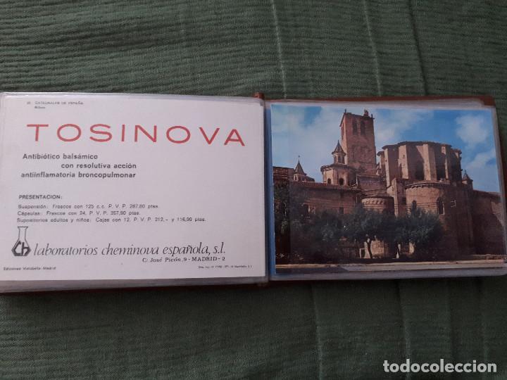 Postales: Album colección de 39 postales numeradas de Catedrales de España - Laboratorios Cheminova - 1971-72 - Foto 24 - 163107898