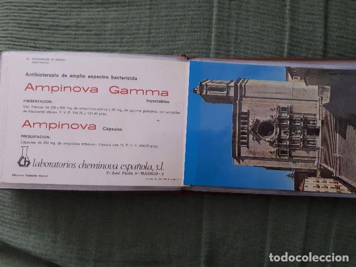 Postales: Album colección de 39 postales numeradas de Catedrales de España - Laboratorios Cheminova - 1971-72 - Foto 29 - 163107898