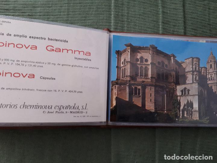 Postales: Album colección de 39 postales numeradas de Catedrales de España - Laboratorios Cheminova - 1971-72 - Foto 32 - 163107898