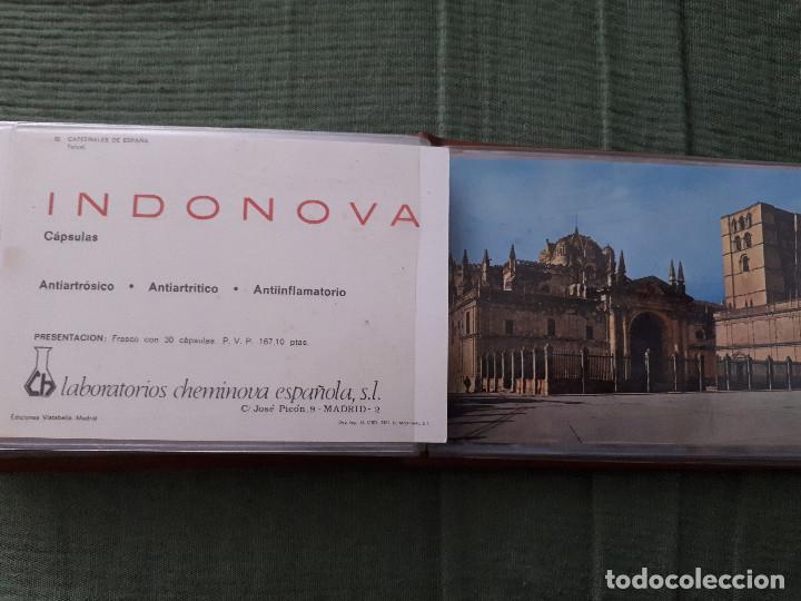 Postales: Album colección de 39 postales numeradas de Catedrales de España - Laboratorios Cheminova - 1971-72 - Foto 34 - 163107898