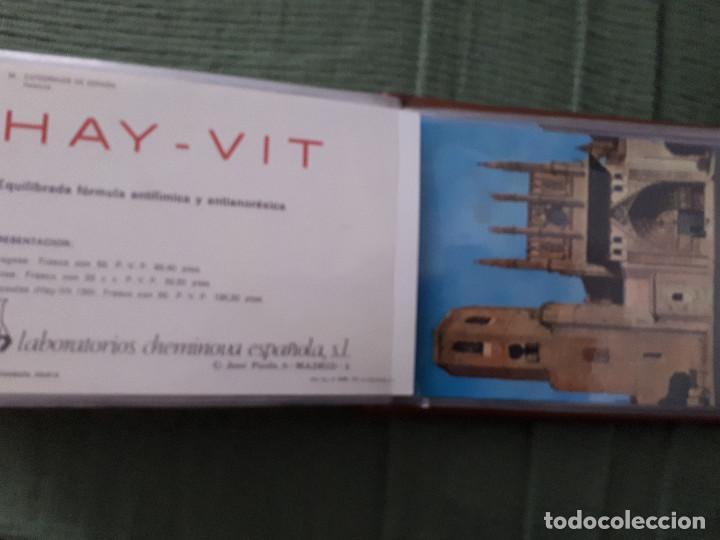 Postales: Album colección de 39 postales numeradas de Catedrales de España - Laboratorios Cheminova - 1971-72 - Foto 36 - 163107898