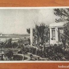 Postales: POSTAL ALBERGUES DE CARRETERA. D.G.T. AÑOS 50. Lote 163966650